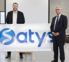 Le groupe industriel français Finaero devient Satys et engage l'accélération maitrisée de sa croissance.