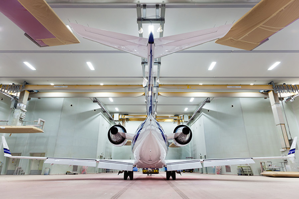 Satys further develops its aircraft repainting business